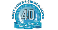 St. Xavier's church logo