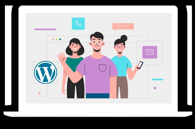 WordPress Maintenance and Support