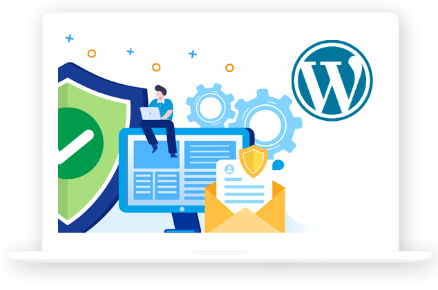 WordPress Security and Upgradation Service